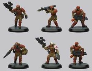 AT-43 : Attachment Box Spetsnatz Commando