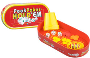 Peek Poker Hold'Em