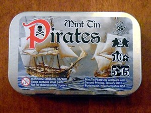 Mint Tin Pirates