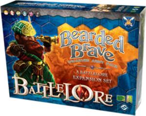 BattleLore : Bearded Brave