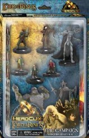 Heroclix : Lord of the Rings