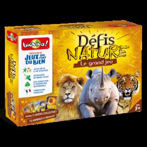 Défis Nature - Le grand jeu