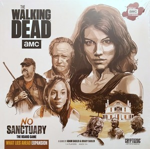 The Walking Dead: No Sanctuary – Expansion 1: What Lies Ahead