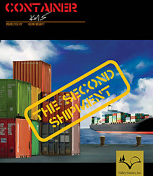 Container : The second Shipment