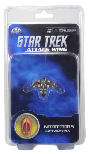 Star Trek : Attack Wing - Vague 5 - Interceptor 5