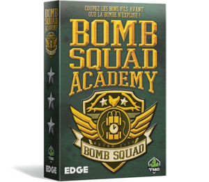 Bomb Squad Academy