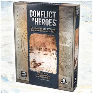 Conflict of Heroes - RdO : le Générateur de Scénarios