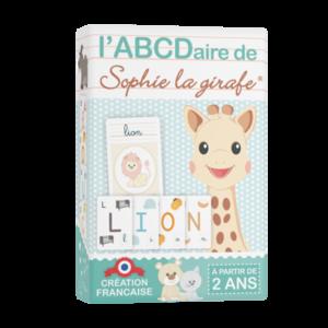 L'ABCDaire de Sophie la girafe®