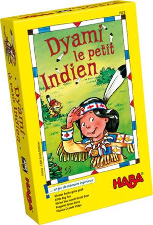 Dyami le petit indien : ça roule ma poule