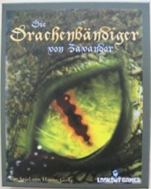 Die Drachenbändiger von Zavandor