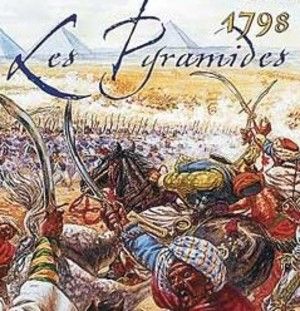 1798 Les Pyramides