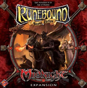 Runebound : Midnight Expansion