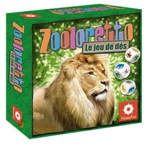 Zooloretto - le jeu de dés sur les étals