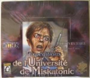 Mythos : Expéditions de l'Université Miskatonic