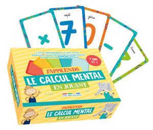 J'apprends le calcul mental en jouant