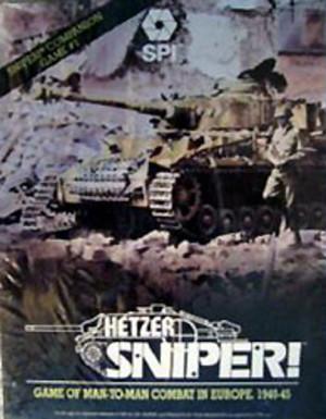 Hetzer-Sniper