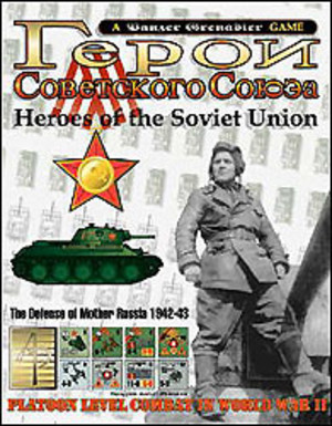 Panzer Grenadier : Heroes of the Soviet Union