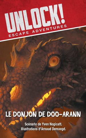 Unlock! Demo Adventures - Le Donjon de Doo-Arann