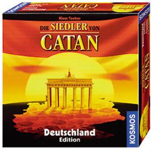 Die Siedler von Catan - Deutschland
