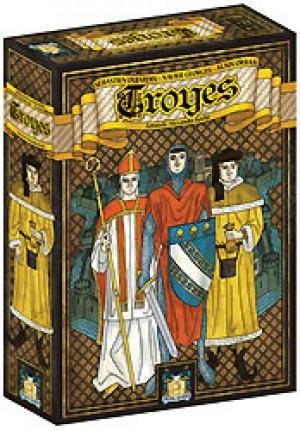 Troyes un jeu de alain orban jeu de soci t tric trac for Dujardin xavier