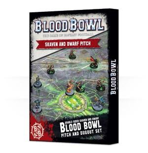 Blood Bowl: Terrain Skaven et Nain