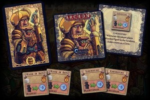 "Archon - Glory & Machination - Extension ""BGG mini expansion"""