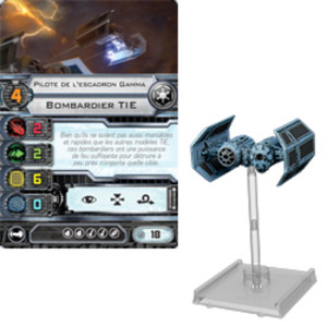 X-Wing - Miniatures Game :Bombardier TIE