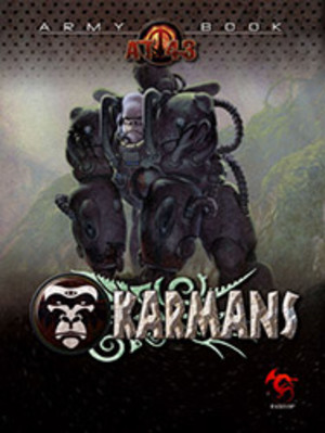 Army book AT-43 : Karmans