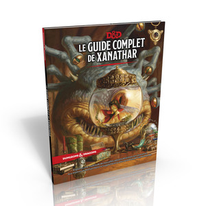 Dungeons & Dragons : Le Guide complet de Xanathar