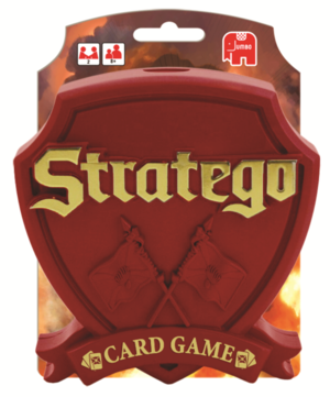 Stratego Card Game (posh box)