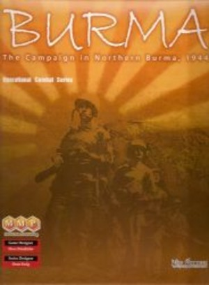 Burma - Seconde édition