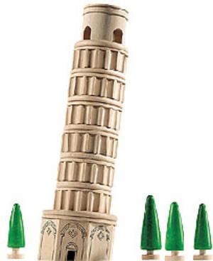 Timber  Pisa