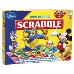Mon premier Scrabble - Disney