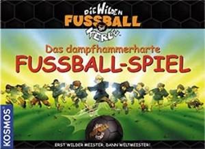 Das Dampfhammerharte Fussball-Spiel