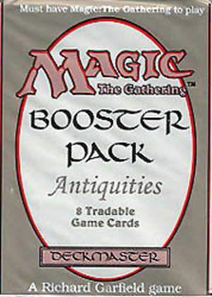 Magic the Gathering : Antiquities