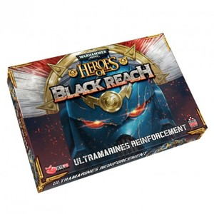 Heroes of Black Reach : Renfort Ultramarines