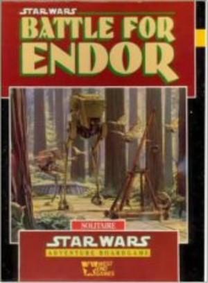 Star Wars Battle for Endor