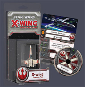 X-Wing : Jeu de Figurines - Chasseur X-wing