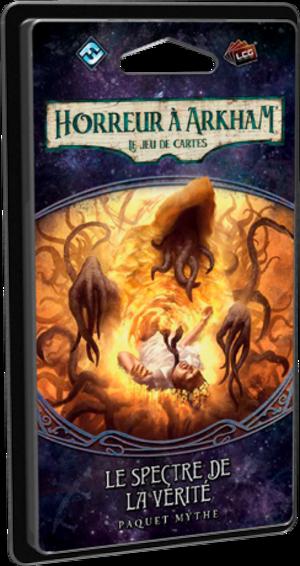 Horreur à Arkham : Le Jeu de Cartes - Le Spectre de la Vérité
