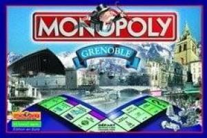 Monopoly - Grenoble