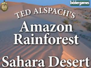 Steam - AoS: Amazon Rainforest - Sahara Desert