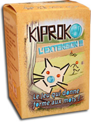 Kiproko : L'extension !
