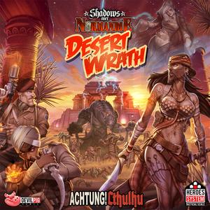 Desert Wrath