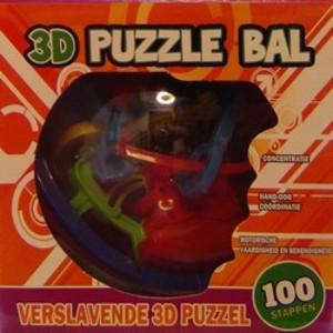 3D Puzzle Bal