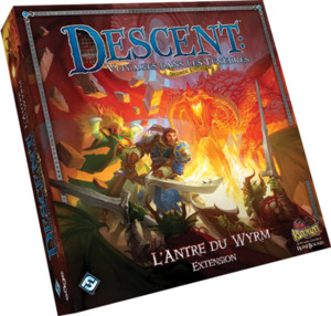 L'Antre du Wyrm, une extension pour Descent 2