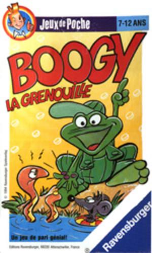 Boogy la Grenouille