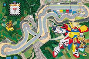 Formule Dé : Suzuka & Melbourne