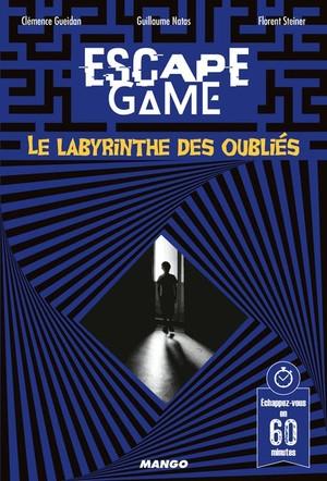 Escape Game 5 - Le Labyrinthe des Oubliés