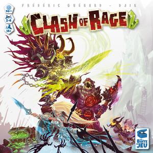 Clash of Rage - Le choix des larmes