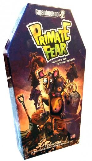 Primate Fear